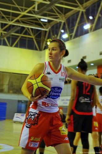 Ligue 2_Gabriela KUBATOVA-LESKOVA (La Roche)_lejournaldupaysyonnais.fr
