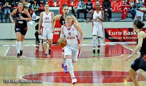Lindsay WHALEN FIBA Europe