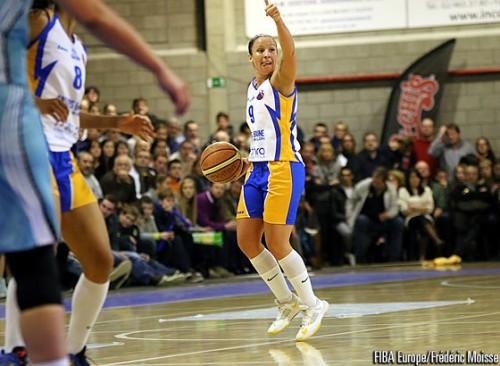 Marjorie CARPREAUX FIBA Europe