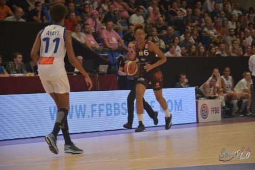 Match des champions_2014-2015_Diandra TCHATCHOUANG (Bourges) vs. Montpellier 2_Laury MAHE