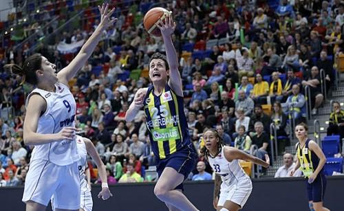 Milica BOJOVIC FIBA Europe