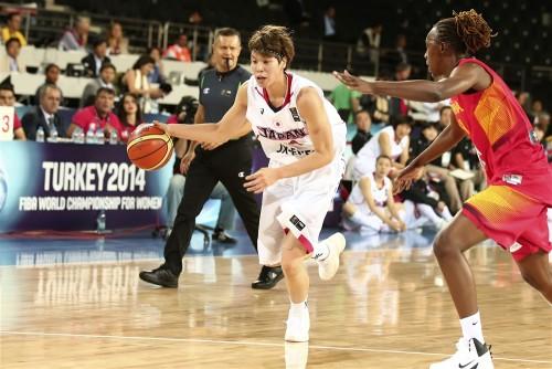 Mondial 2014_Ramu TOKASHIKI (Japon)_FIBA