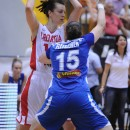 LFB : Iva SLISKOVIC à Basket Landes