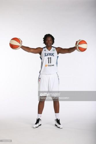WNBA_2013_Amber HARRIS (Minnesota)_Getty Images