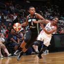 WNBA : Natasha LACY coupée par New York