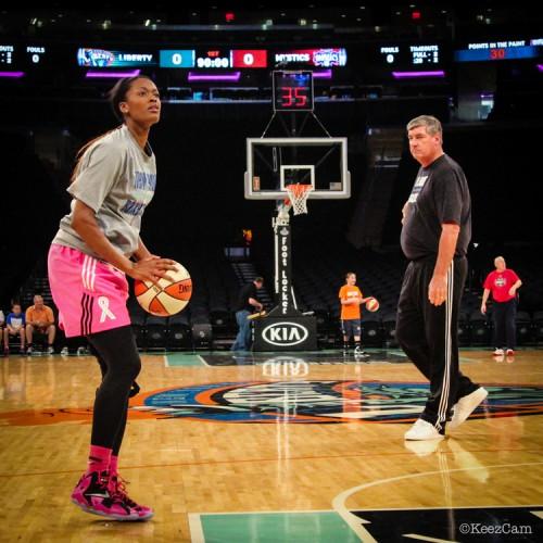 WNBA_2014_Swin CASH (New York)_KeezCam