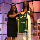 WNBA : Jewell LOYD 1er choix de la Draft 2015