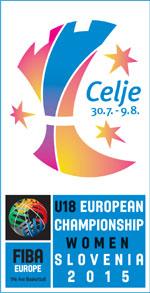 logo Euro U18 2015