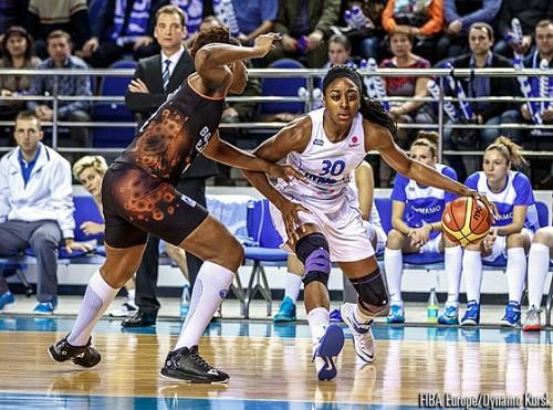 nneka OGWUMIKE FIBA Europe