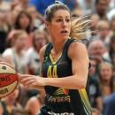 Australie : Kathleen MacLEOD à Canberra