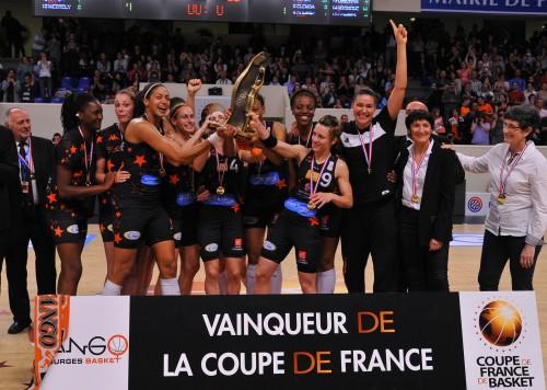 Coupe de France_2013-2014_Bourges vainqueur_BELLENGER_IS_FFBB