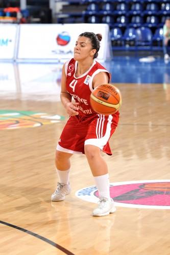 Euro U18 2010_Nihan DEMIRKOL (Turquie)_FIBA Europe_Viktor REBAY
