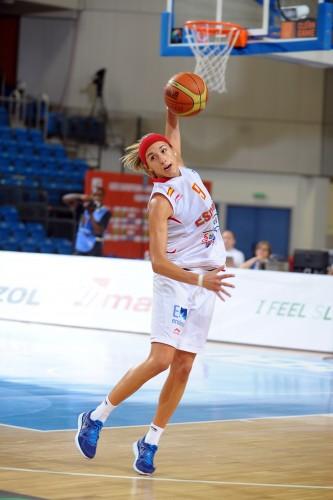 Euro U20 2012_Queralt CASAS (Espagne)_FIBA Europe_Viktor REBAY