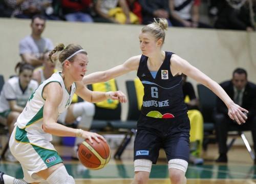Eurocoupe_2013-2014_Gabriela MARGINEAN (Istanbul Univ.)_FIBA Europe_ISTANBUL UNIVERSITESI