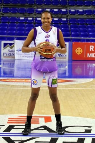 LFB_2014-2015_Alicia DEVAUGHN (Tarbes)_tarbesbasket.com