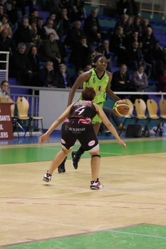 LFB_2014-2015_Carine PAUL (Hainaut Basket) vs. Charleville_Frédéric CAUPAIN