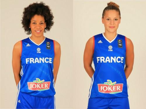 Marielle AMANT & Ingrid TANQUERAY (France)_Tony VOISIN