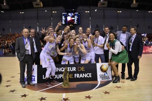 Montpellier vainqueur CDF 2015