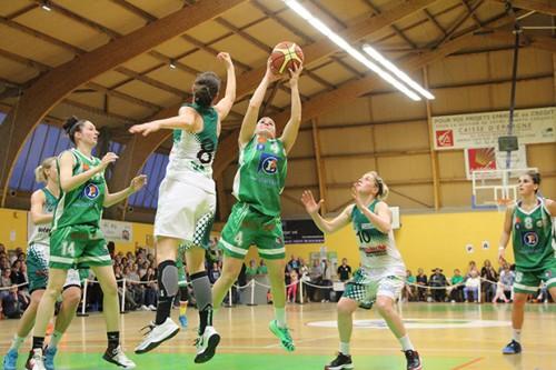 NF1 1415 - Pauline BETIS (Ifs) - Sportacaen
