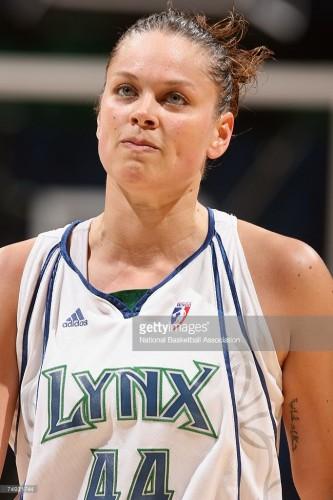 WNBA_2007_Kristen MANN (Minnesota)_David SHERMAN