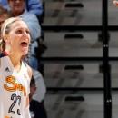 """Katie DOUGLAS dit """"bye-bye"""" à la WNBA"""