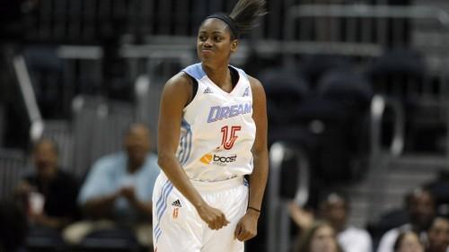 WNBA_2014_Tiffany HAYES (Atlanta)_Brett Davis-USA TODAY Sports