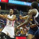 WNBA : Ivory LATTA (Washington) absente 4 à 6 semaines