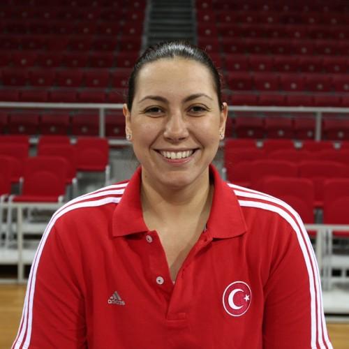 Yasemin HORASAN (Turquie)_FIBA Europe