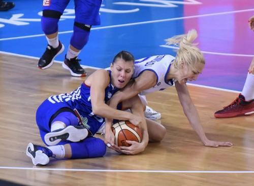 Anael LARDY FIBA Ciamillo Castoria- BELLENGER