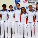 L'équipe de France de la Police, championne d'Europe
