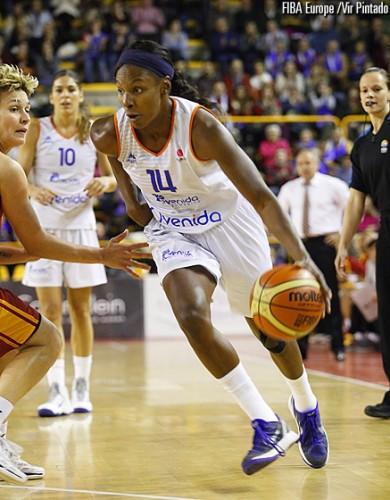 Eshaya MURPHY FIBA Europe Vir PINTADO