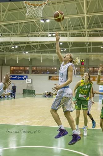 Espagne_2014-2015_Adrijana KNEZEVIC (Campus promete)_Arantza frutosyo