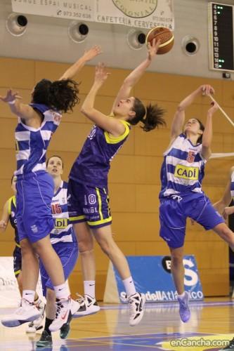 Espagne_2014-2015_Mireia VILA (U. Ferrol)_JOMA