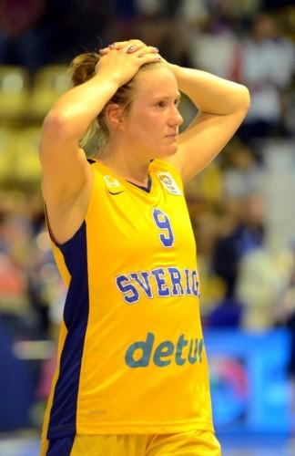 Euro 2013_Elin ELDEBRINK (Suède)_lattesmontpellier-basket.com