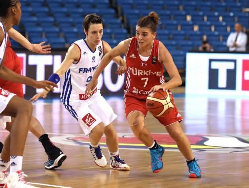 Euro 2015 Birsel VARDARLI FIBA Ciamillo Castoria Castoria