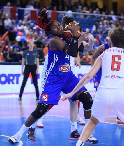 Euro 2015_Isabelle YACOUBOU (France) vs. Biélorussie_FIBA_CIAMILLO-CASTORIA_BELLENGER