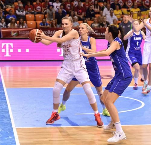 Euro 2015_Maria VADEEVA (Russie) vs. Slovaquie_FIBA_CIAMILLO-CASTORIA_REBAY