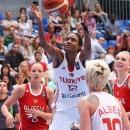 WNBA : Latoya SANDERS à Washington, Tess MADGEN coupée par Phoenix