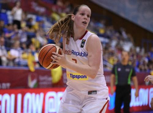 FIBA Europe Alena HANUSOVA