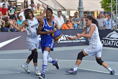 Francesca DORBY FIBA