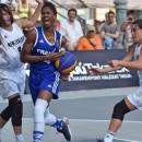 Mondial 3X3 U18 : Les Bleuettes en quart