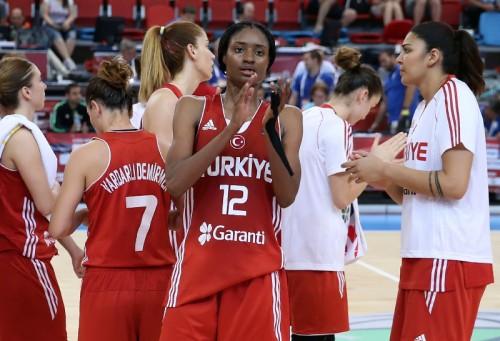 Lara SANDERS FIBA-Ciamolli-Casteria-Casteria