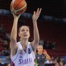 Rép. Tchèque : Tijana AJDUKOVIC à l'USK Prague
