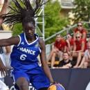 Mondial 3X3 U18 2015 : Les Bleuettes reviennent à hauteur de la Chine