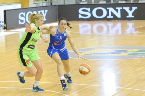 Qualifs Euro 2015_Nadia MOSSONG (Luxembourg) @Slovénie_FIBA Europe_Aljaz MOCNIK