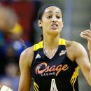 WNBA : Skylar DIGGINS prolonge à Dallas jusqu'en 2019