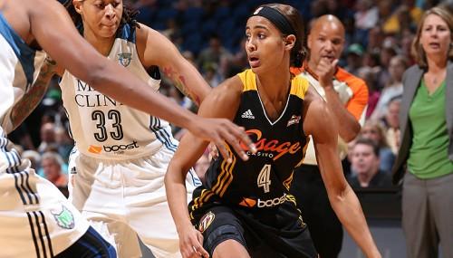 WNBA 2015 Skylar DIGGINS WNBA