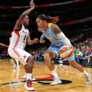 WNBA : Tamera YOUNG (Chicago) absente pour une durée indéterminée