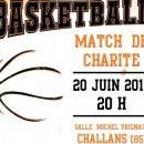 Match de charité à Challans (85) samedi 20 juin 2015