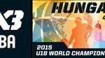 Mondial 3×3 U18 2015 : Revivez la finale en vidéo !